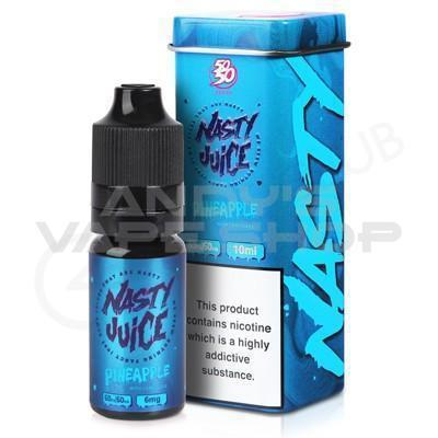 Nasty Juice 50/50 Pineapple with Lemonade 10ml - 6mg-E-Liquid-Nasty Juice-Andy's Vape Shop