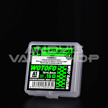 Load image into Gallery viewer, WOTOFO NexMESH Clapton S Ni80+A1 0.15ohm