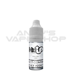 Nic Up Nicotine Salt Shot 100 VG 18mg 10ml-E-Liquid-Nicotine-Andy's Vape Shop