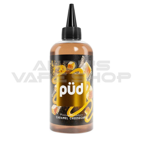 PUD Caramel Cheesecake E Liquid 200ml Shortfill 0mg-E-Liquid-PUD-Andy's Vape Shop