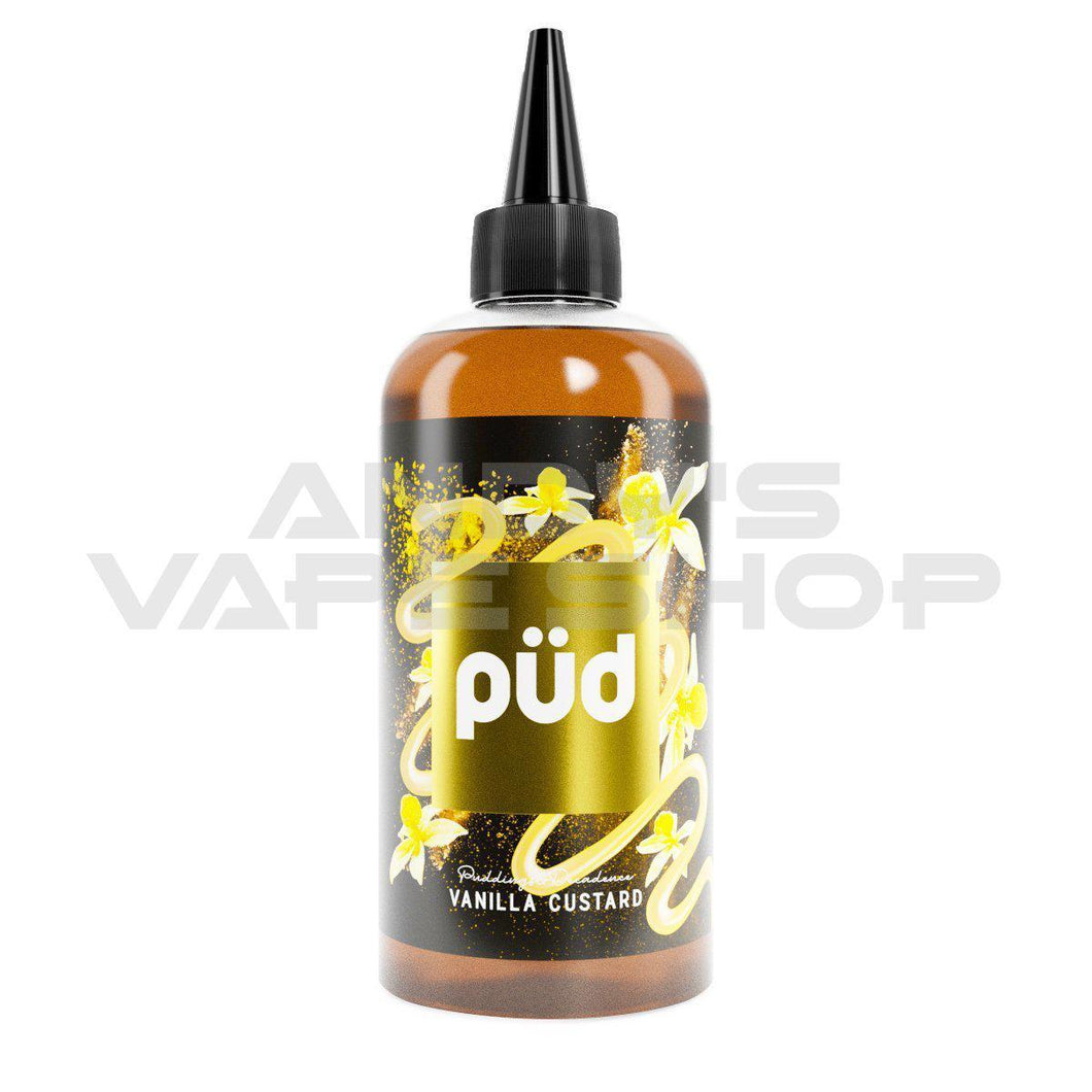 PUD Vanilla Custard E liquid 200ml shortfill 0mg-E-Liquid-PUD-Andy's Vape Shop