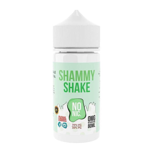 Shammy Shake by Milkshake E Liquids 80ml Shortfill
