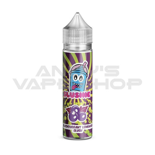 Slushie Blackcurrant lemonade Slush 0mg 50ml Shortfill E - Liquid-E-Liquid-Slushie-Andy's Vape Shop