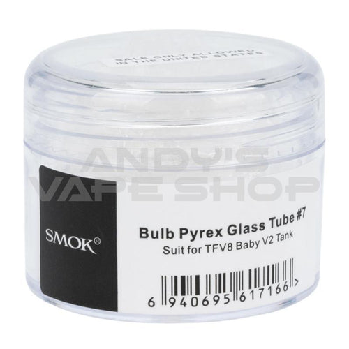 SMOK TFV8 Baby V2 #7 - Replacement Bubble Glass-Accessories-SMOK-Andy's Vape Shop