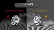 Load image into Gallery viewer, SMOK V2 Baby A2 0.2 Ohm Coils-Coils-SMOK-Andy's Vape Shop