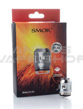 Load image into Gallery viewer, SMOK V2 Baby A3 0.15 Ohm Coils-Coils-SMOK-Andy's Vape Shop