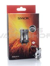 Load image into Gallery viewer, SMOK V2 Baby S1 0.15 Ohm Coils-Coils-SMOK-Andy's Vape Shop