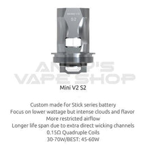 Load image into Gallery viewer, SMOK V2 Baby S2 0.15 Ohm Coils-Coils-SMOK-Andy's Vape Shop