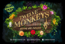Load image into Gallery viewer, Twelve Monkeys Matata E Liquid 0mg 50ml-E-Liquid-Twelve Monkeys-Andy's Vape Shop