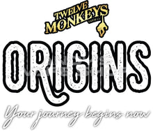 Load image into Gallery viewer, Twelve Monkeys Origins - Papio E Liquid 50ml-E-Liquid-Twelve Monkeys-Andy's Vape Shop