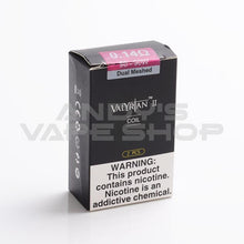 Load image into Gallery viewer, UWELL VALYRIAN II DUAL COILS 0.14OHM-Coils-Uwell-Andy's Vape Shop