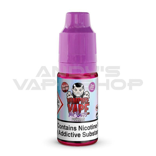Vampire Vape Pinkman Nic Salts 10ml 10mg-E-Liquid-Vampire Vape Salts-Andy's Vape Shop