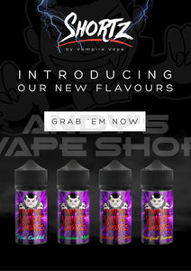 Vampire Vape Shortz - Grapefruit Sunrise-E-Liquid-Vampire Vape-Andy's Vape Shop