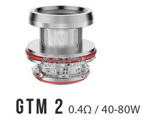 Load image into Gallery viewer, Vaporesso GTM2 Replacement Coils 0.4 ohm 3-Pack-Coils-Vaporesso-Andy's Vape Shop