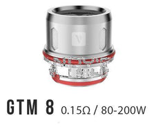 Load image into Gallery viewer, Vaporesso GTM8 Replacement Coils 0.15 ohm 3-Pack-Coils-Vaporesso-Andy's Vape Shop