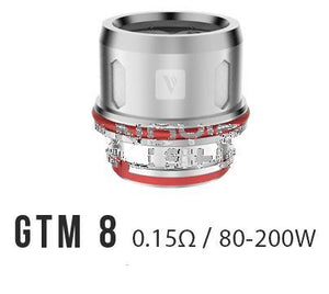 Vaporesso GTM8 Replacement Coils 0.15 ohm 3-Pack-Coils-Vaporesso-Andy's Vape Shop