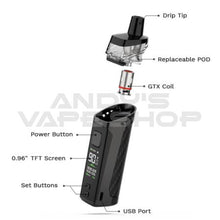 Load image into Gallery viewer, Vaporesso Target PM80 Kit-Vape Kits-Vaporesso-Andy's Vape Shop