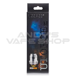 VooPoo UForce D4 Replacement Vape Coils-Coils-VooPoo-Andy's Vape Shop