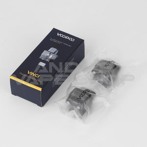VOOPOO VINCI REPLACEMENT POD-Accessories-VooPoo-Pack of two-Andy's Vape Shop
