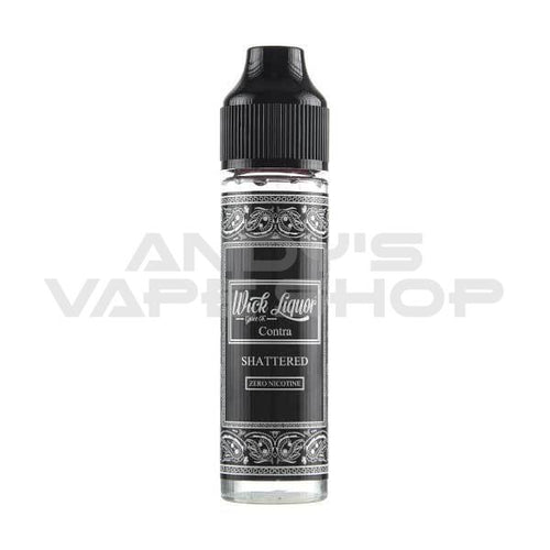 Wick Liquor Contra Shattered E-liquid 50ml 0mg Shortfill-E-Liquid-Wick Liquor-Andy's Vape Shop