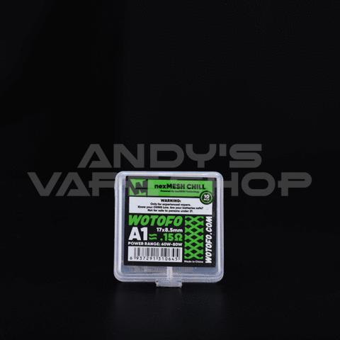 Wotofo NexMesh Chill (A1 0.15ohm)-Coils-Wotofo-Andy's Vape Shop
