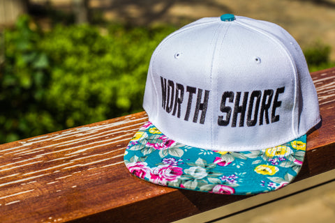 North Shore Floral Hat
