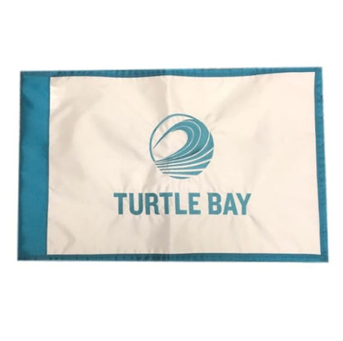 Turtle Bay Flag