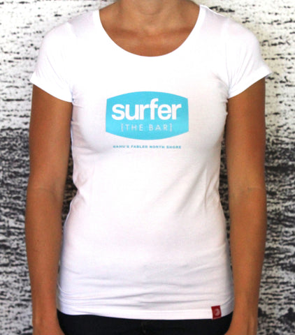 Surfer The Bar Container Tee
