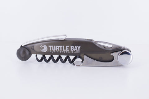 Turtle Bay Resort Wine opener