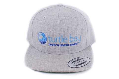 Turtle Bay NS Snap back Gry/ Blue