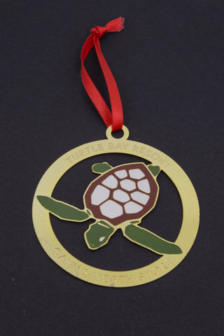 Turtle Bay Resort Holiday Ornament