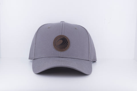 Pukka - Turtle Bay Logo Hat - Gray