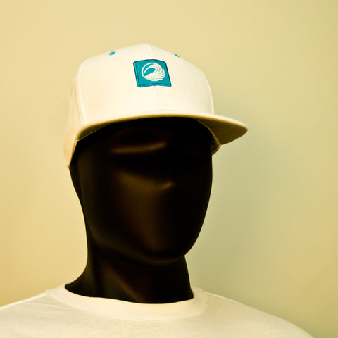 "Ball Cap Snap ""Wave Patch"""