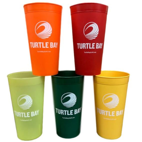Turtle Bay Logo Tumbler 30oz Cup