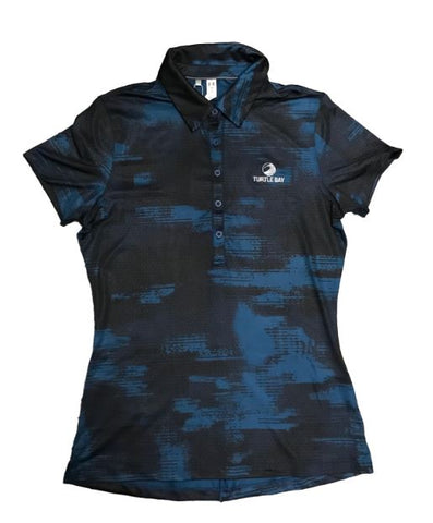 Under Armour Women's Zinger Dopplerhex Polo