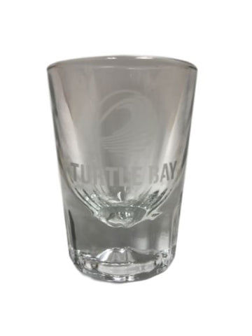 Turtle Bay Shot Glass