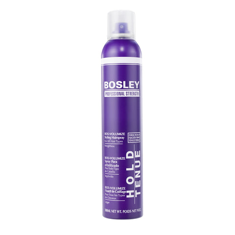 Bosley Professional Styling Hair Spray
