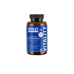 Bosley Professional Healthy Hair Vitality Supplement For Men - 60 count