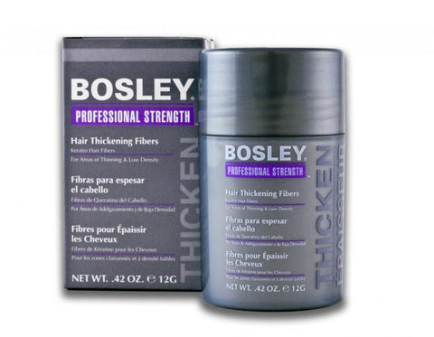 Bosley Professional Hair Thickening Fiber