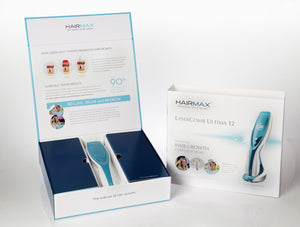 HairMax Ultima 12 Laser Comb