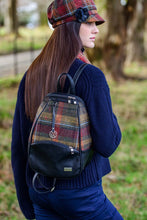 Load image into Gallery viewer, Irish Tweed Colleen Backpack