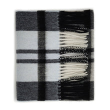 Load image into Gallery viewer, 100% Lambswool Scarf - Super Exploded Thompson Baby Blue