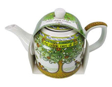 Load image into Gallery viewer, Tree of Life Teapot