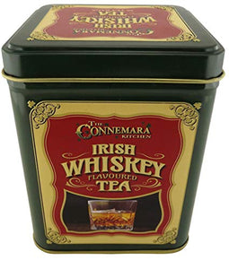 irish whiskey flavored tea tin ireland