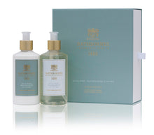Load image into Gallery viewer, Rathbornes Wild Mint, Watercress & Thyme Wash & Lotion Set