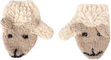 Load image into Gallery viewer, Irish Baby Wool Sheep Mittens