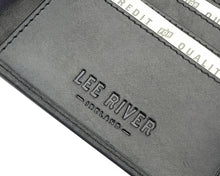 Load image into Gallery viewer, Hand Stamped Leather Conan Wallet
