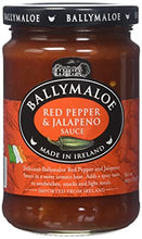 Load image into Gallery viewer, Ballymaloe Red Pepper & Jalapeno Sauce