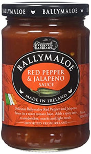 Ballymaloe Red Pepper & Jalapeno Sauce