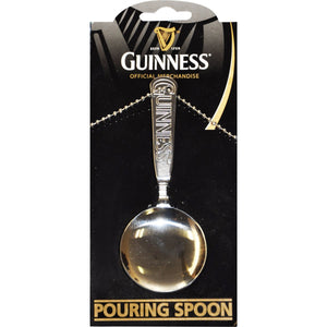 Guinness Engraved Pouring Spoons